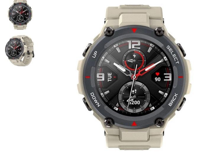 Amazfit T-Rex Army khaki Smartwatch