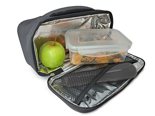 Nerthus Lunch Fiambrera Bolsa termica Porta Alimentos