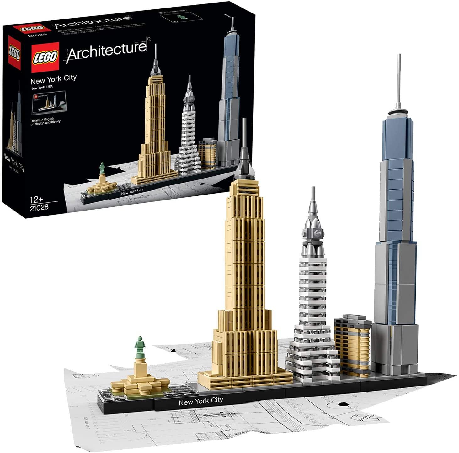Lego Architecture New York solo 38.8€