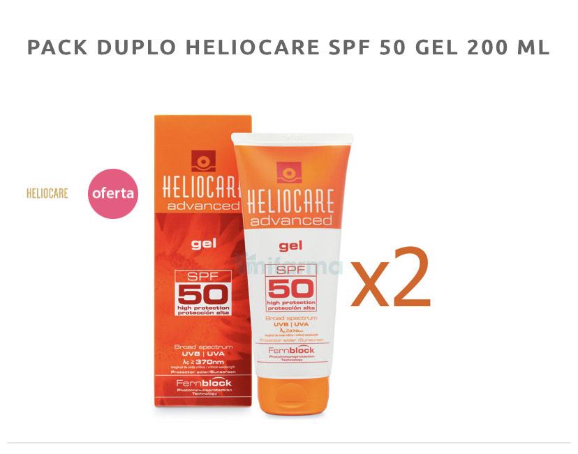 Heliocare SPF50 2x50ml