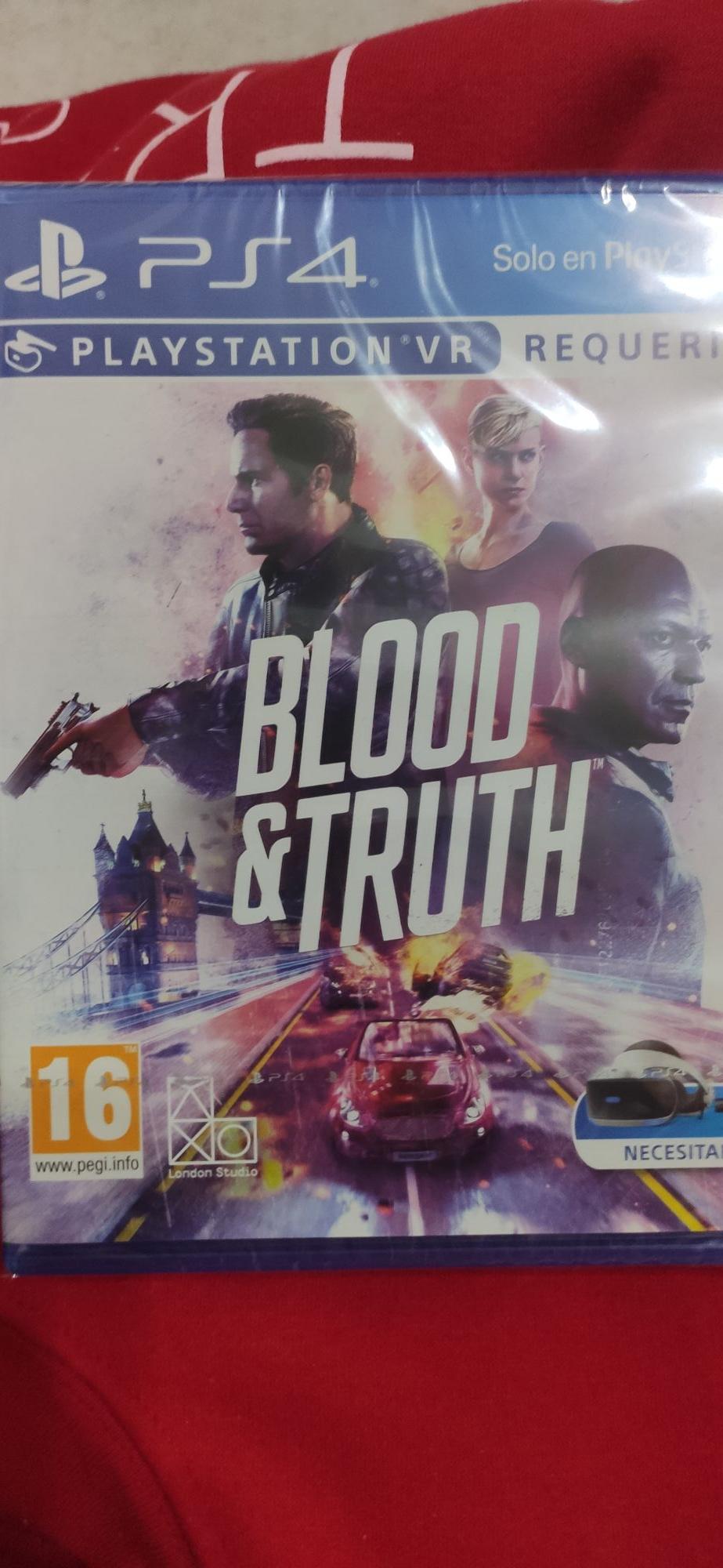 Carrefour Gran Canaria Blood & Truth VR