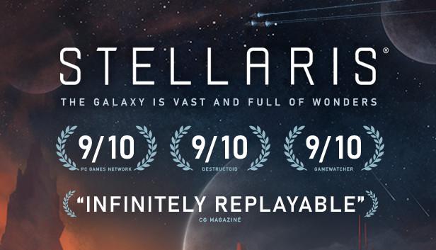 [STEAM/PC] Stellaris 9,99€ @ STEAM