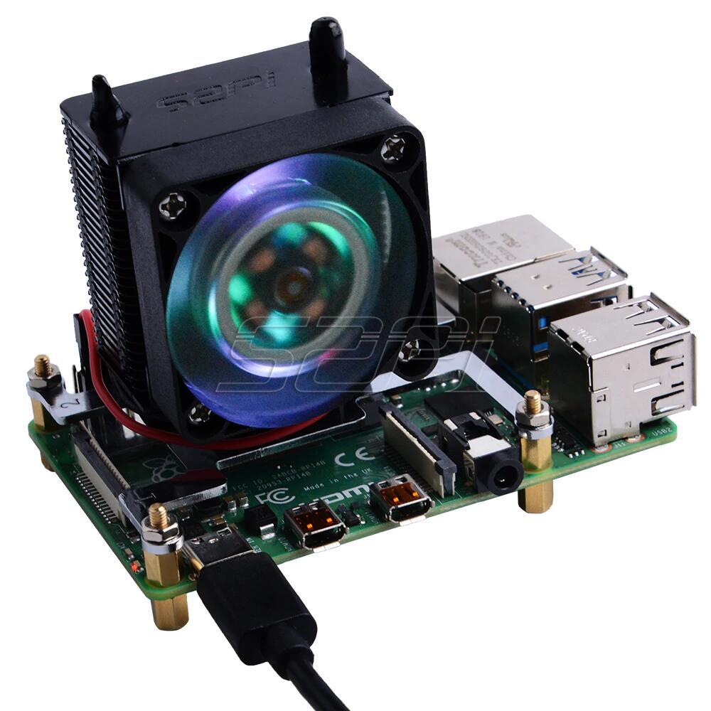Productos y accesorios para Raspberry pi 4 B / 3B / 3B +