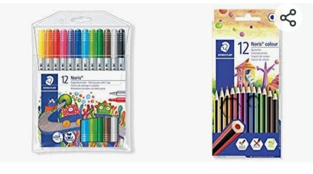 RECO Marca Staedtler: packs rotuladores, lápices, marcadores....