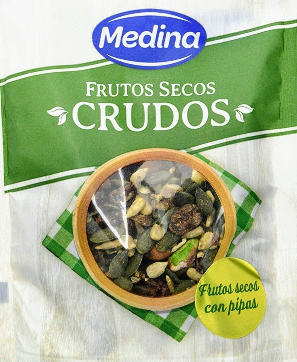Mix De Pipas Y Frutos Secos Crudos 100 gr.(Genial para ensaladas)