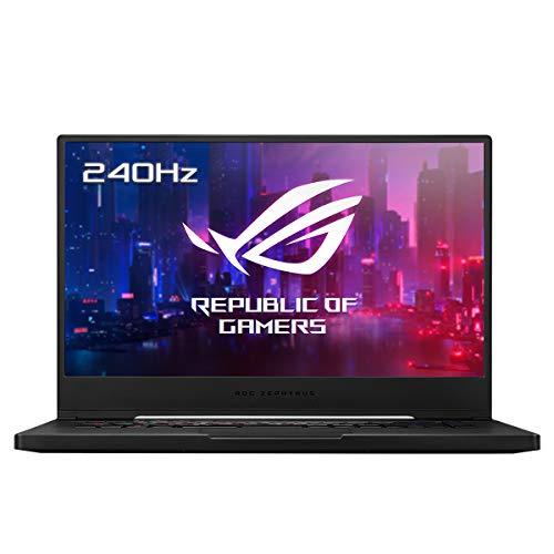 "Portátil ASUS ROG Zephyrus M15 15.6"" FHD, i7-10750H, 16GB, 512 SSD, RTX 2070, W10"