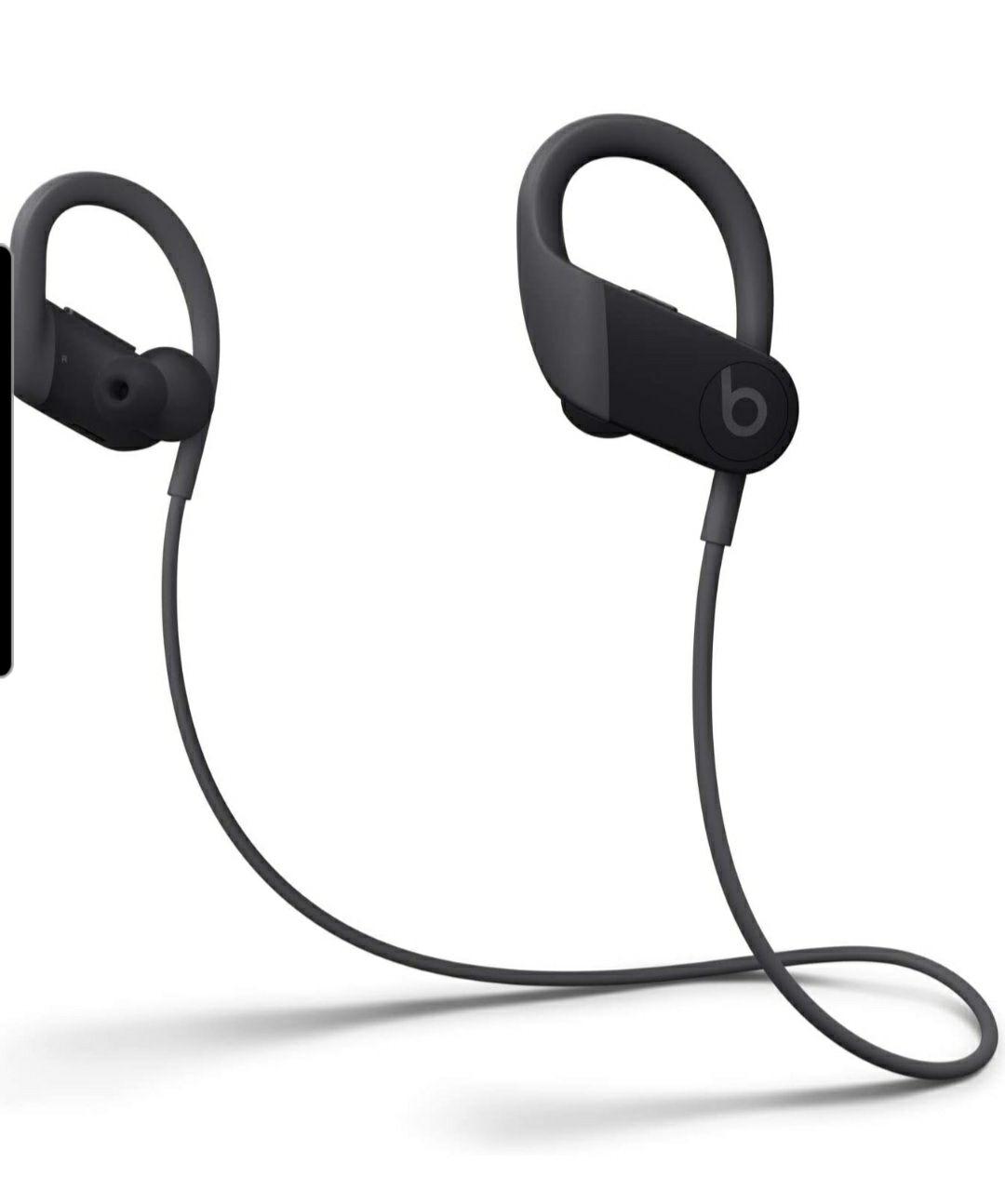 Auriculares Inalámbricos de Alto Rendimiento Powerbeats - Chip H1 de Apple, Bluetooth de Clase 1, 15 Horas de Sonido Ininterrumpido