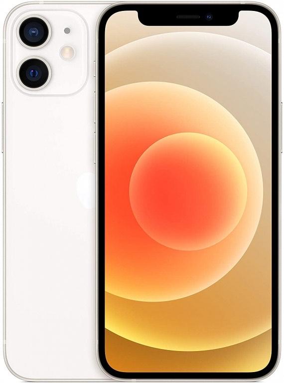 Apple iPhone 12 mini 128GB White EU