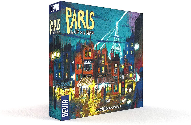 Paris Cite de lumiere DEVIR