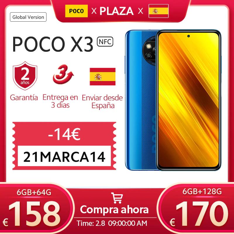 Poco X3 NFC 6+128 GB