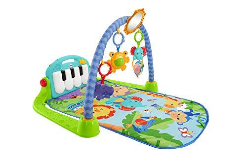Fisher-Price Rainforest Piano-Gym - Manta de Juego