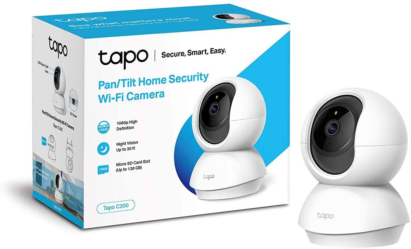 Cámara IP TP-Link FHD WiFi Alexa solo 14.9€