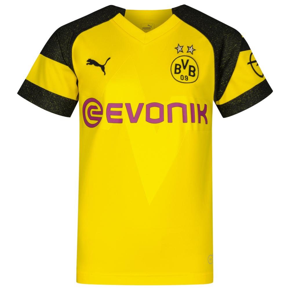 Borussia Dortmund BVB PUMA Hombre Camiseta de primera equipación 753310-01
