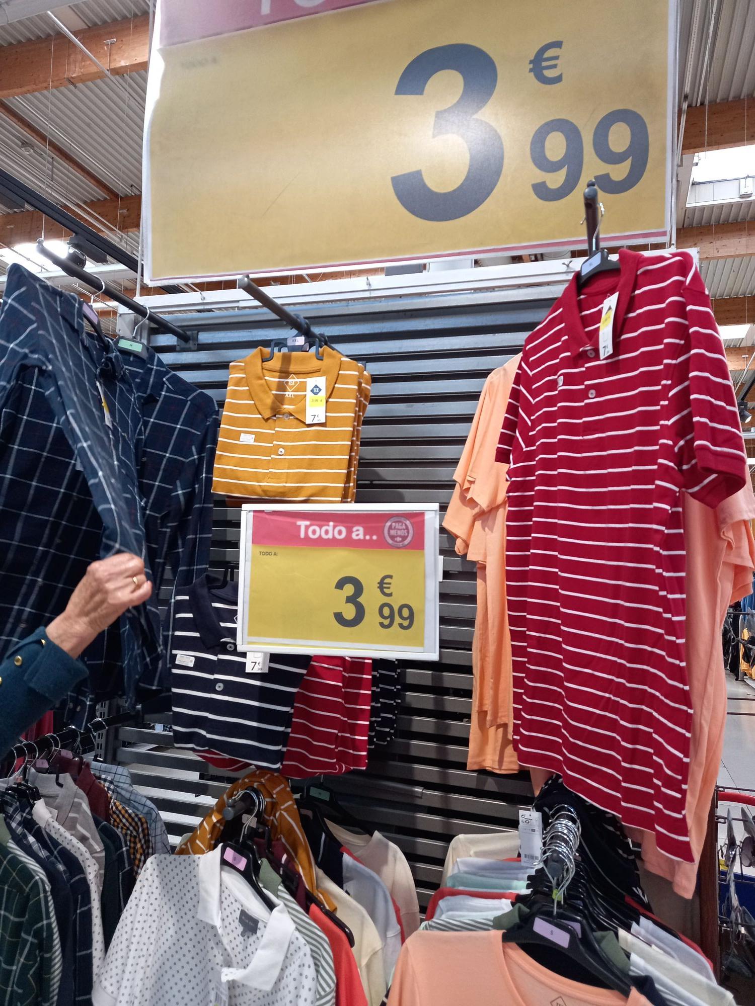 Camisetas y chalecos/jerseys TDA. Y WEB