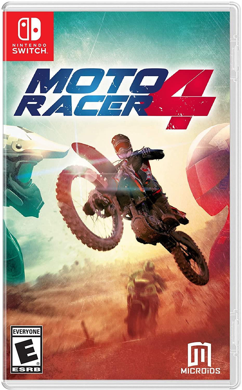 Nintendo Switch: Moto Racer 4 por sólo 4,99€ (juego físico)