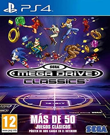SEGA Mega Drive Classics. Carrefour Alcobendas