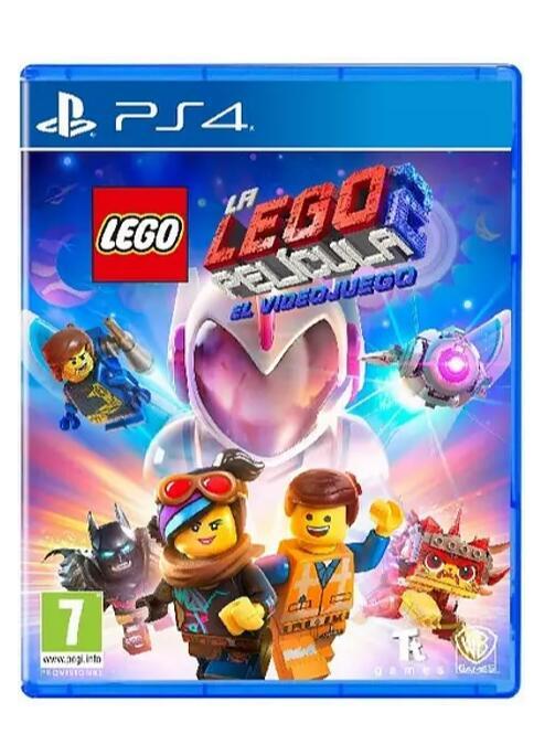 La Lego Pelicula 2: El Videojuego PS4
