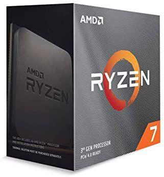 AMD Ryzen 7 3800XT - Procesador 4.70GHZ 8 CORE SKT AM4 36MB 105W WOF