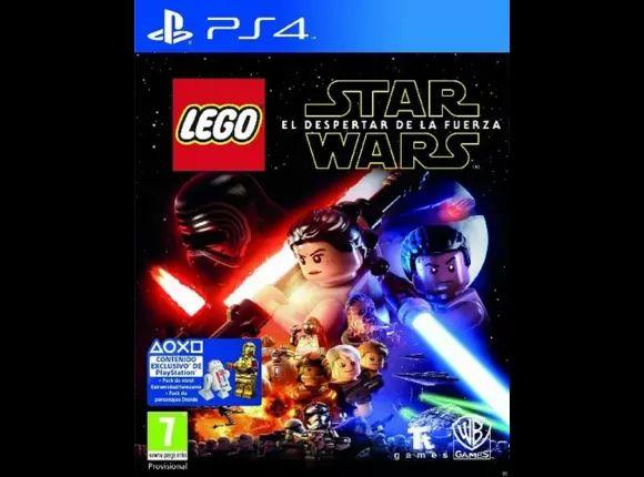 Lego Star Wars: El Despertar de la Fuerza para PS4