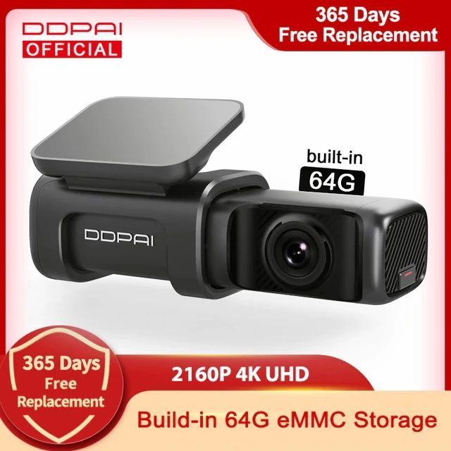 DDPAI Dash Cam Mini 5 + Tarjeta SD 64GB desde España