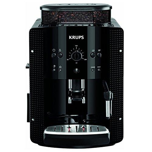 Krups EA8108 - Cafetera súper-automática,