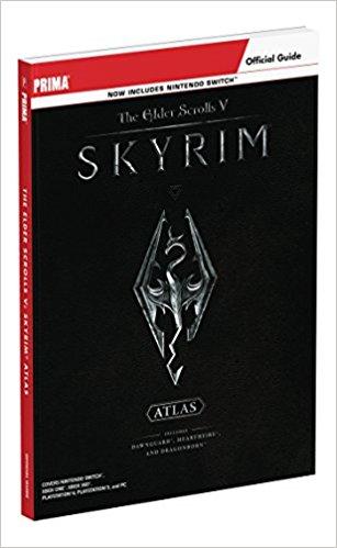 The Elder Scrolls V: Skyrim Atlas: Guia oficial