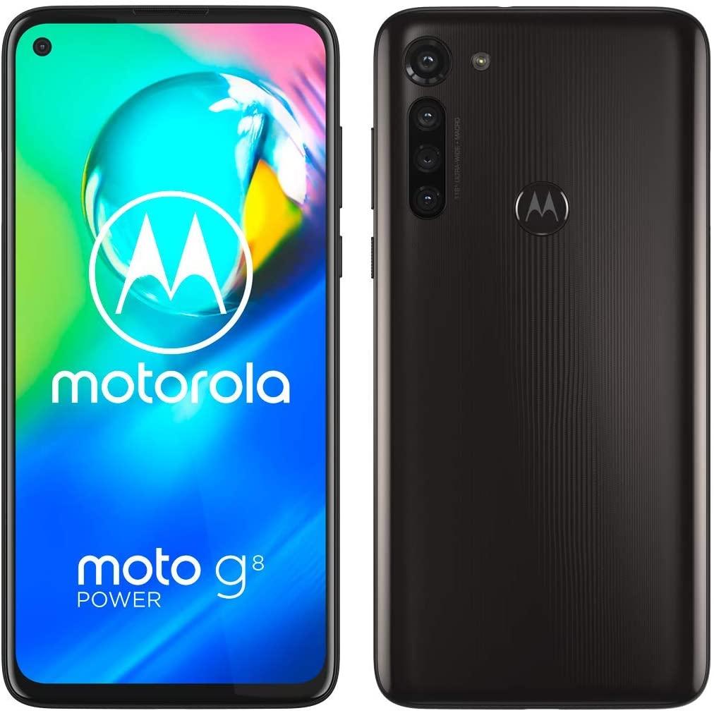Motorola G8 Power 4GB - 64GB solo 135€