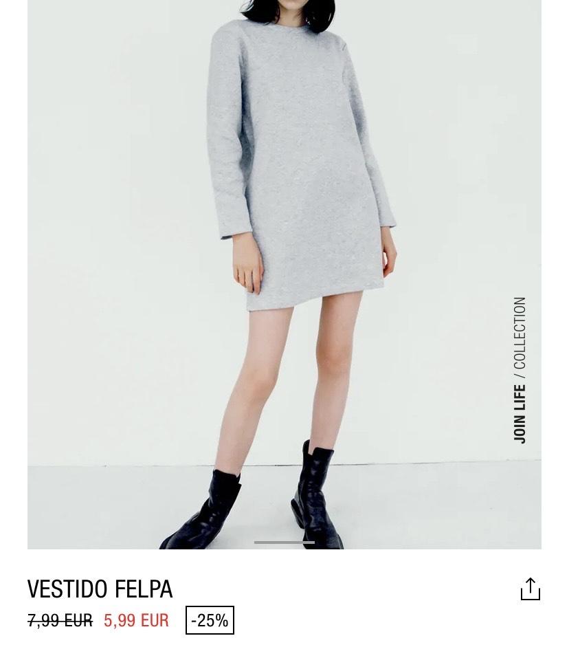 Vestidos 5,99€