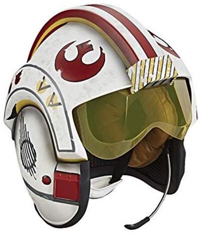 Casco Luke Skywalker Black Series Hasbro