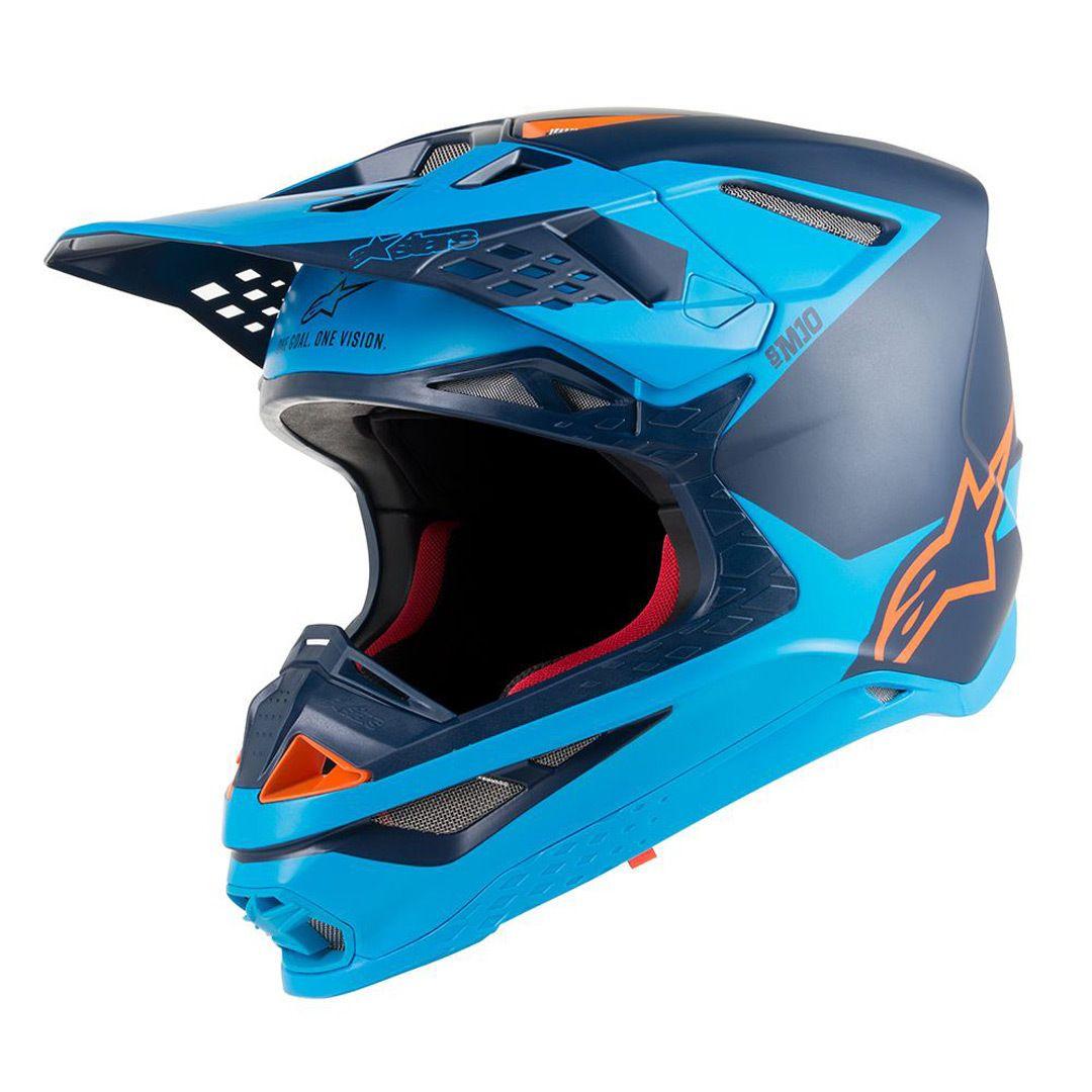 Casco Moto Enduro / Motocross Alpinestars Supertech S-M10