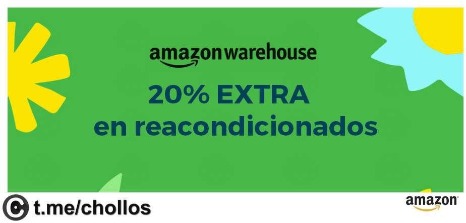 Reaco-Chollos Hogareños -20% Amazon! [Recopilación]