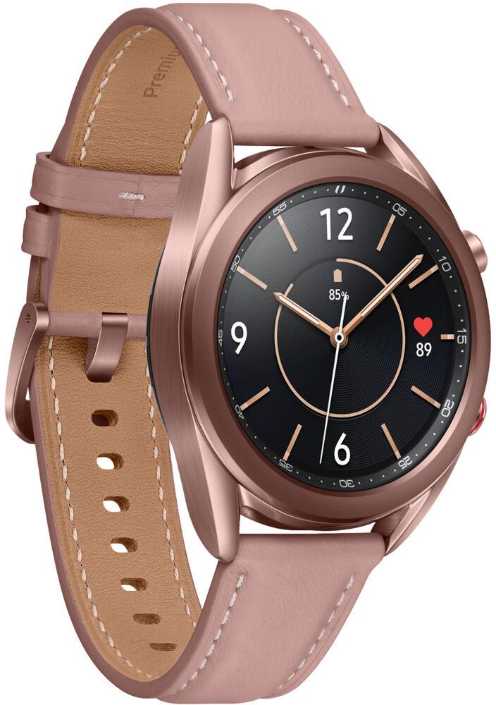 Samsung Galaxy Watch 3 4G 41mm LTE Bronce