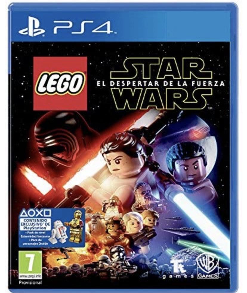 LEGO Star Wars: El Despertar De La Fuerza (Episodio 7)PS4
