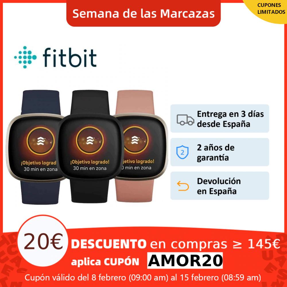 Fitbit Versa 3 PLAZA ESPAÑA