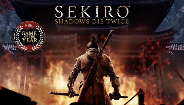 Sekiro Shadows Die Twice Edición Goty Steam