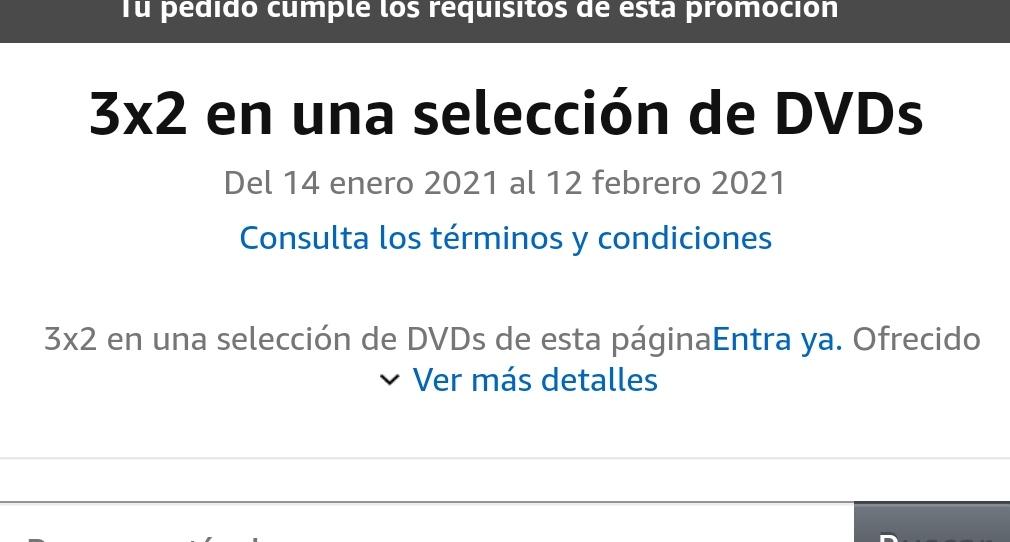 3x2 en Anime Bluray/DVD