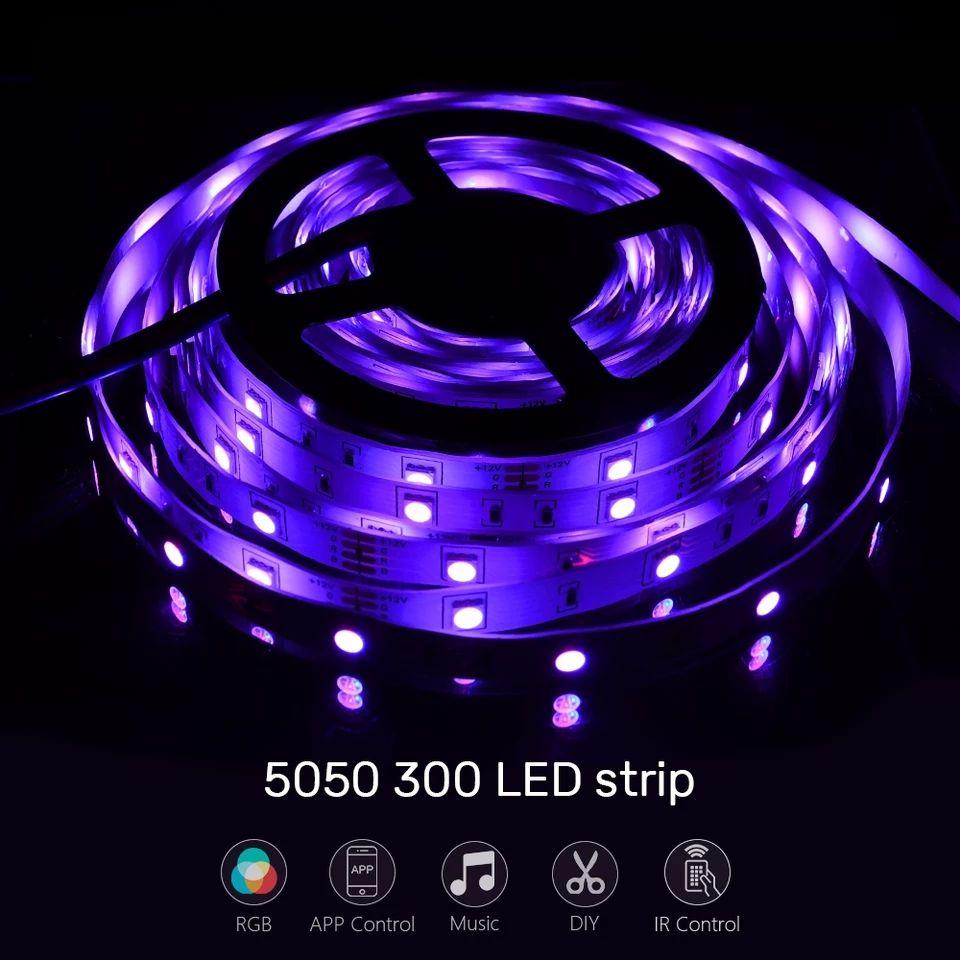 Tira led 6m 5050 (solo tira led)