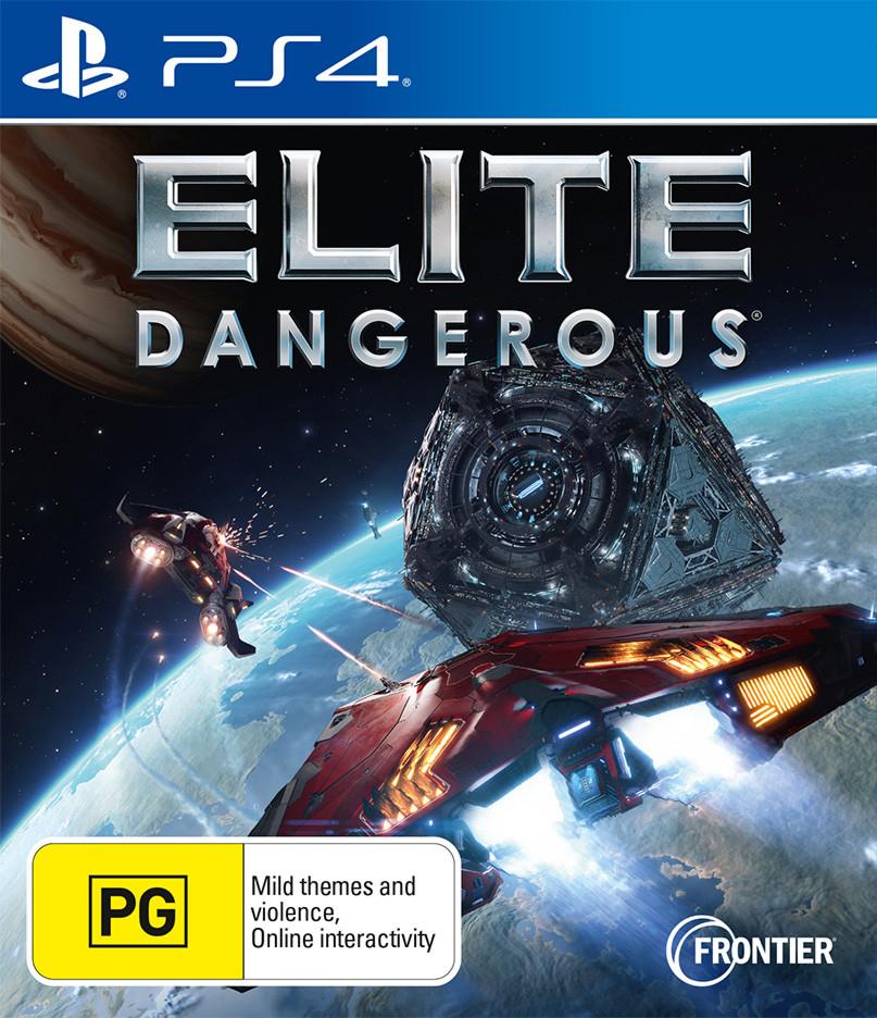 Elite Dangerous (PS4) (Digital)
