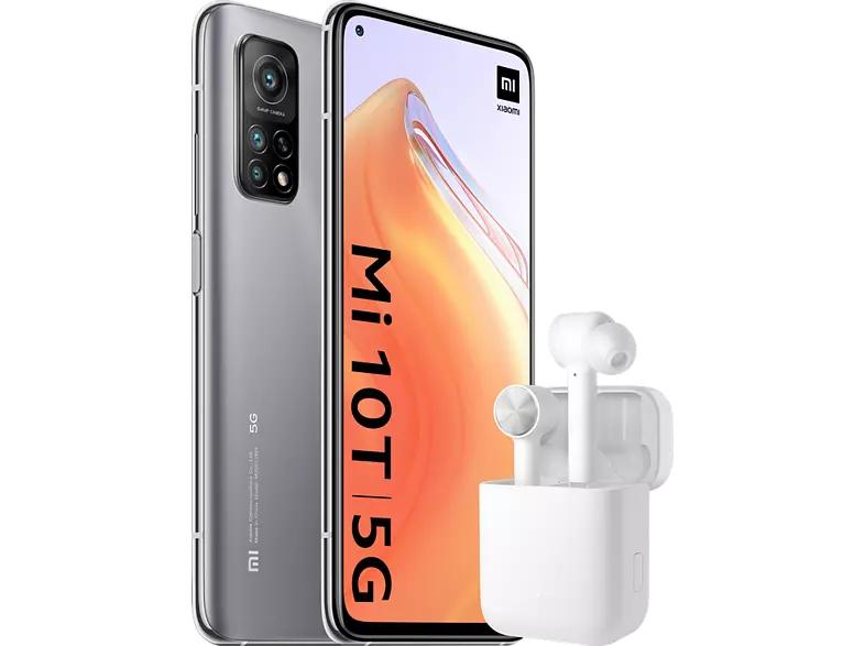 Xiaomi mi 10T 5G 6/128GB con auriculares