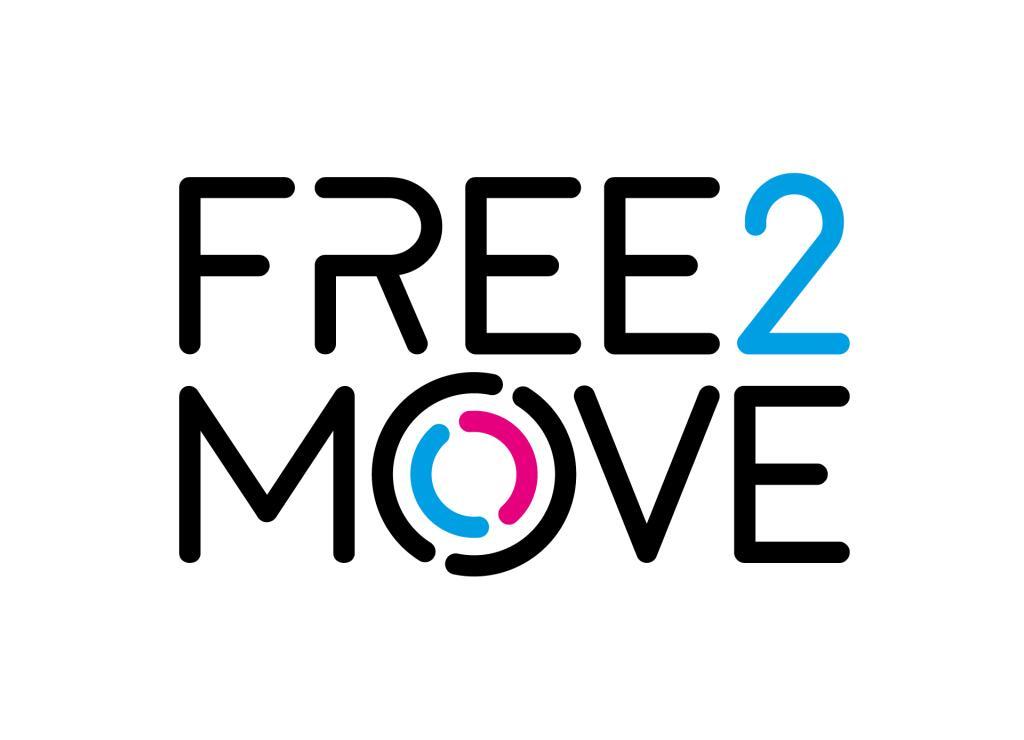 2€ de descuentos en los próximos 5 viajes con Free2Move (Madrid)