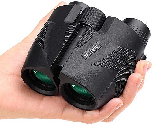 Prismaticos mini WOTEK 12×25 con lentes BAK4 y recubrimiento FMC