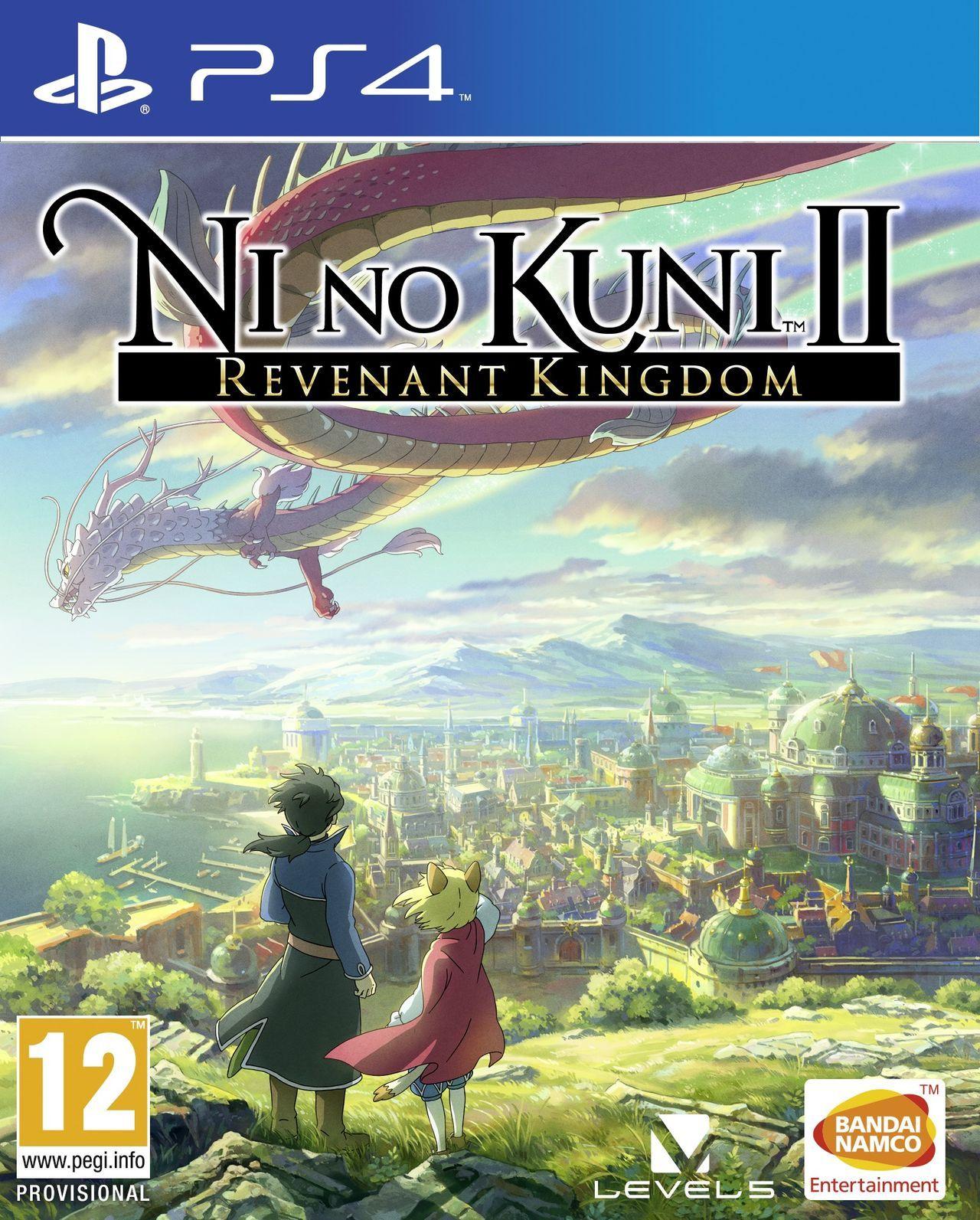 Ni no Kuni II: REVENANT KINGDOM - PS4 PSN Store brasileña