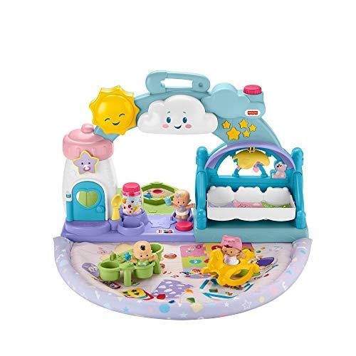 Fisher-Price Little People Guardería de Bebés