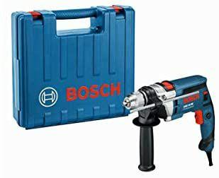 Taladro percutor Bosch Professional GSB 16 RE / 750 W / 0 –2800 rpm + maletín