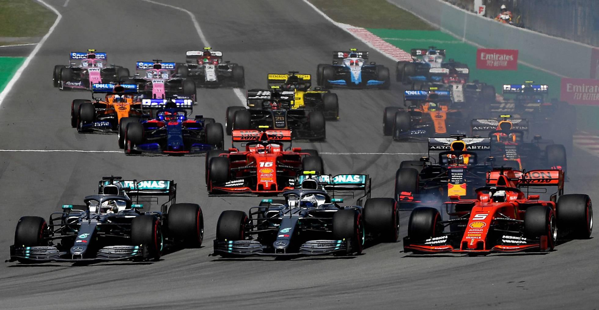 F1 GP España - 50% DTO. en T. PRINCIPAL