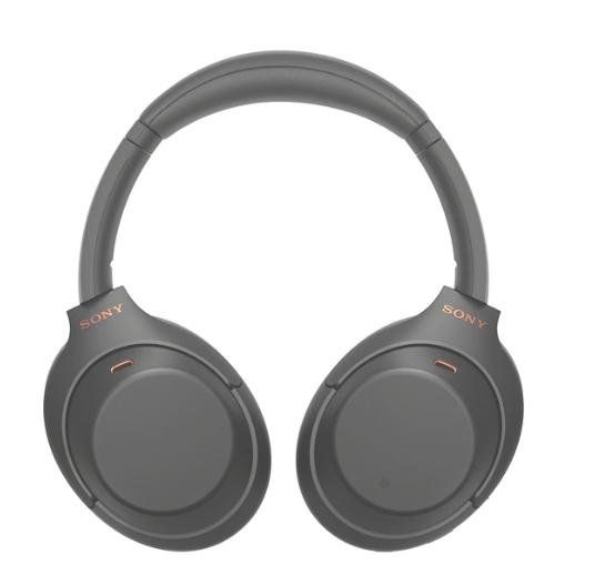 Auriculares de diadema Sony WH-1000XM4 Bluetooth, NFC y Noise Cancelling Negro con micrófono