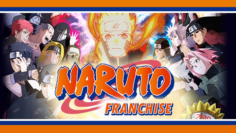 Descuentos en la franquicia de videojuegos de Naruto en Steam