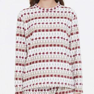 Pijama mujer invierno TRAMAS - REMATE FINAL 5,99€