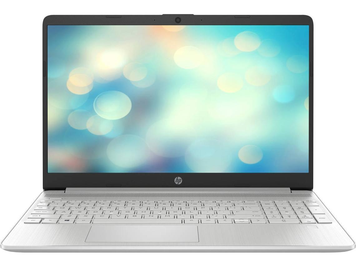 Portátil HP 15s-fq2064ns (15.6'' - Intel Core i3-1115G4 - RAM: 8 GB - 256 GB SSD PCIe - Intel UHD Graphics)