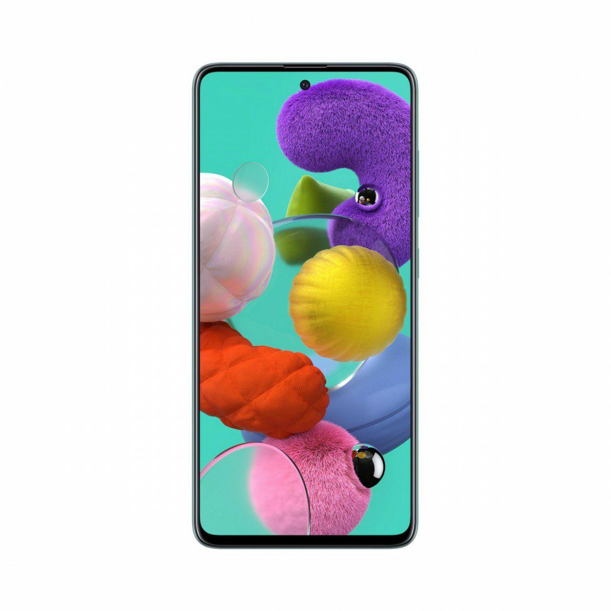 Samsung Galaxy A51 A515 8GB/256GB Dual Sim - Prism Crush Azul